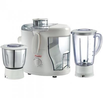 prestige champ 550 w juicer mixer grinder