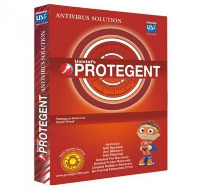 protegent antivirus 1 user 1 year