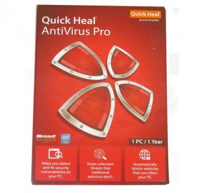 quick heal pro lr1