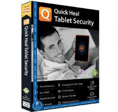 quick heal tablet security