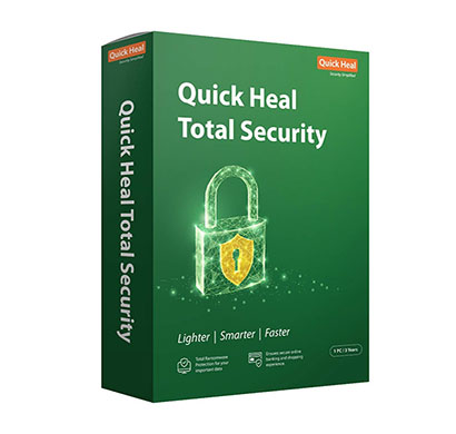 quick heal total security - 1 pc, 3 years (ts1)