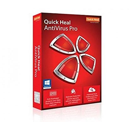 quick heal antivirus pro 5 users 1 year (lr5)