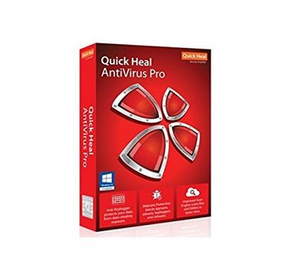 quick heal antivirus pro ls2 (2 users 3 years)