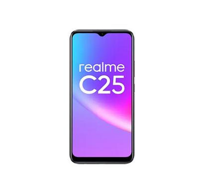 realme c25 (4gb ram, 64gb storage, 6.5 inch), mix colour