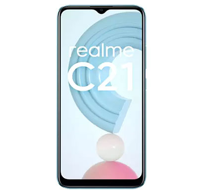 realme c21 (4gb ram/64gb storage) mix colour