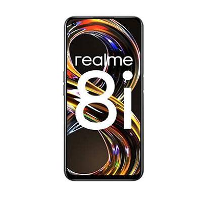 realme 8i (4gb ram/ 64gb rom), mix colour