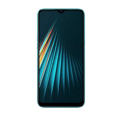 realme 5i (4gb ram/ 64gb storage), aqua blue