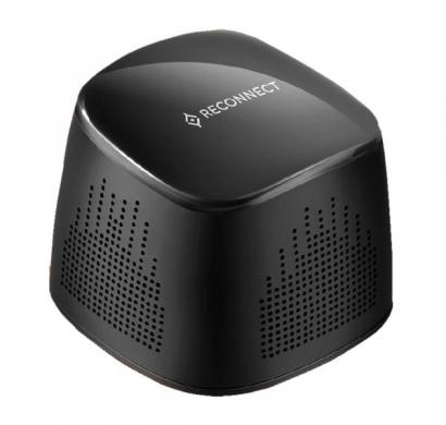 reconnect mono multimedia speaker, black