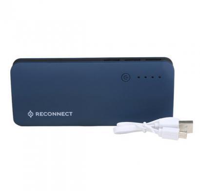 reconnect pt10400-rf 10400 mah power bank