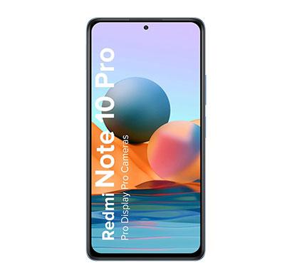 redmi note 10 pro (6gb ram/ 128gb storage), mix color