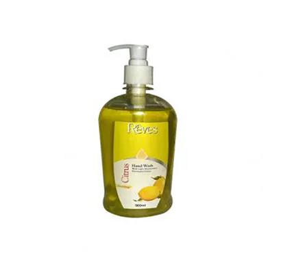 reves citrus flavour handwash 500ml