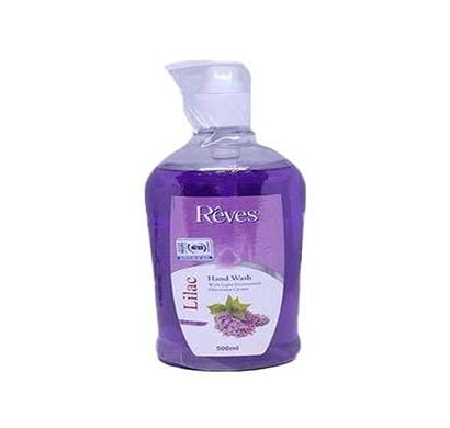 reves lilac handwash, 500ml