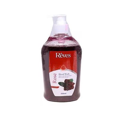 reves rose handwash, 500ml