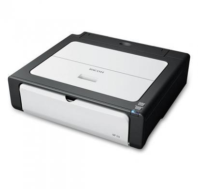 ricoh sp 111 monochrome jam-free laser printer