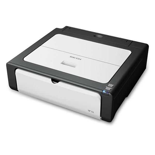 Ricoh SP 111 Monochrome Jam-free Laser Printer