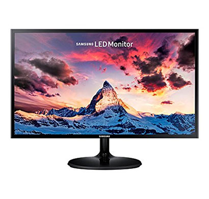samsung 27 inch (ls27f350fhwxxl) ips panel with vga, hdmi ports led backlit monitor
