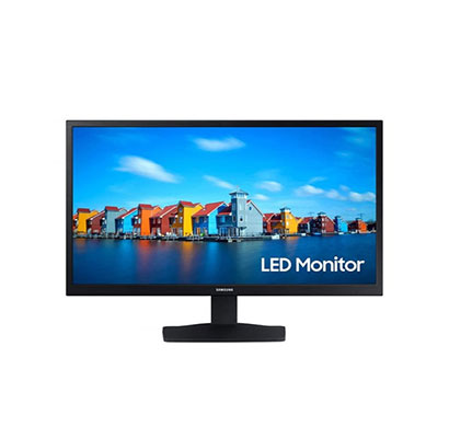 samsung 18.5 inch full hd, va panel, wall mount, vga, hdmi port monitor (ls19a330nhwxxl)