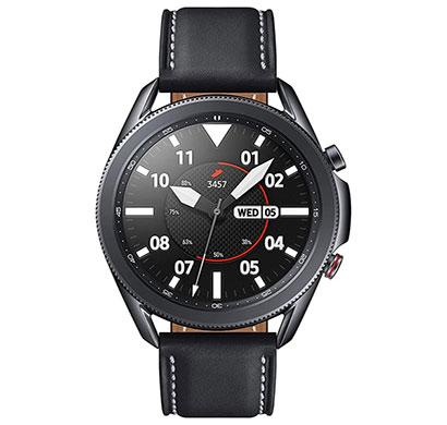 samsung galaxy watch 3 45mm bluetooth (mystic black)