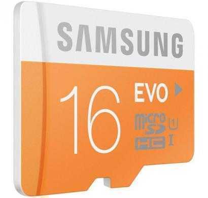 samsung 16gb microsdhc evo class 10