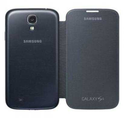 samsung ef-fi950bbegin galaxy s4 flip cover (100% original)