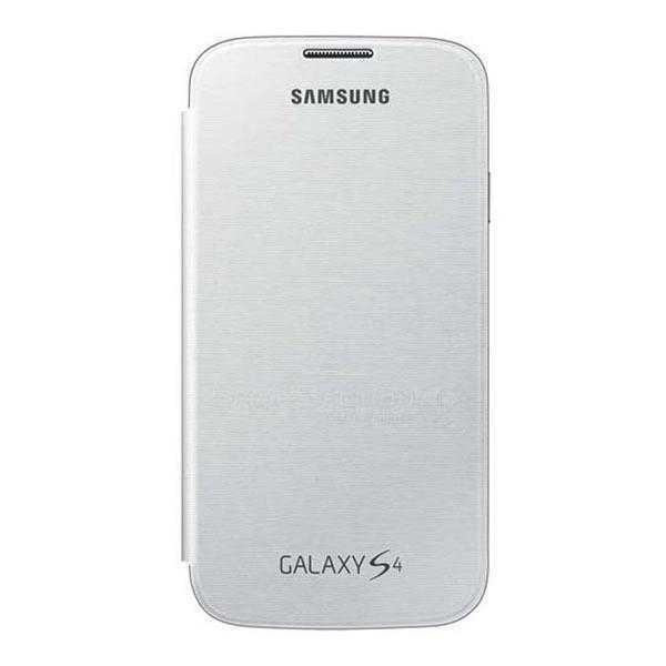 SAMSUNG EF-FI950BWEGIN GALAXY S4 FLIP COVER WHITE (100% ORIGINAL)