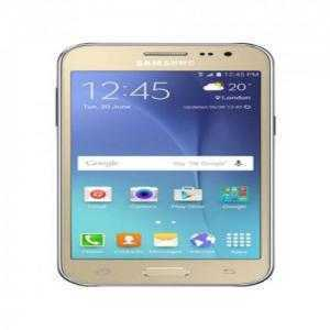samsung galaxy j2 (ram 1 gb/ internal memory 8 gb) gold