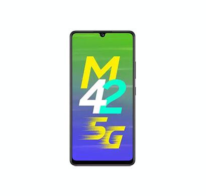 samsung galaxy m42 5g (6gb ram, 128gb storage, 6.6 inch) mix color