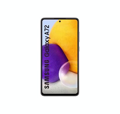 samsung galaxy a72 (8gb ram, 128gb storage, 6.7 inch) mix color
