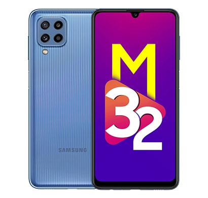 samsung galaxy m32 (6gb ram, 128gb storage) mix colour