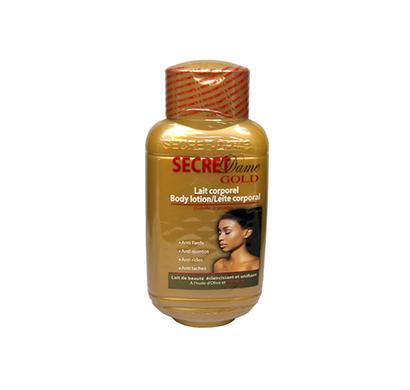 secret dame gold lightening body lotion 50 ml