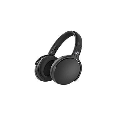 sennheiser over ear wireless hd 350bt headphone (black)