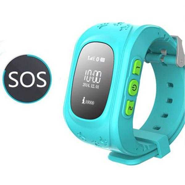 Smart GPS Tracking Watch Phone GT-01