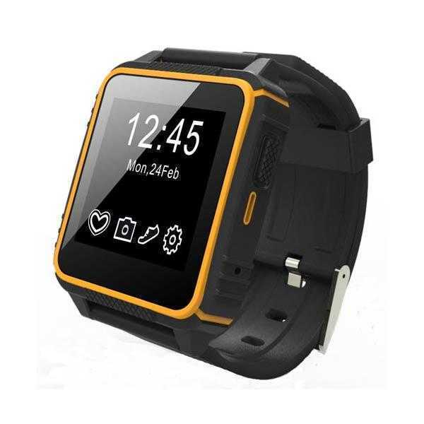 Smart Heart Rate Bluetooth Watch Phone HW-05
