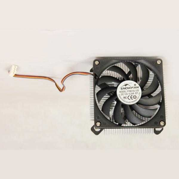 SNOWFAN CPU FAN suitable for LGA 775 Socket
