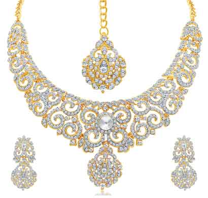 sukkhi attractive gold plated ad necklace set for women (2726nadp1350)