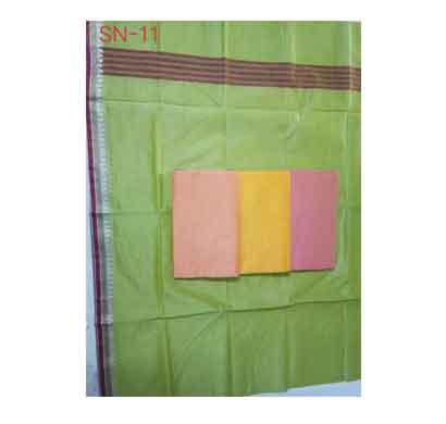 suvarshan kota nakshi border saree (sn -11) cotton