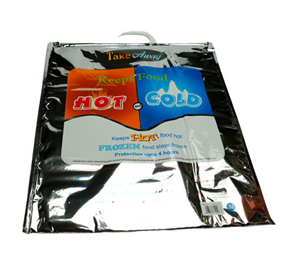 takeaway hot and cold bag -medium