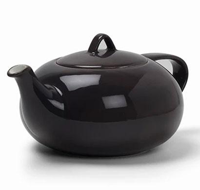 teabox moonset teapot (mptm1) grey colored