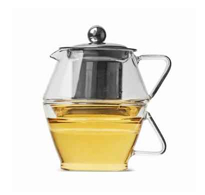 teabox uno tea pot (tfff1)