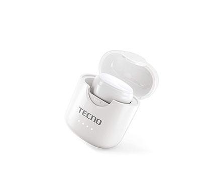 tecno minipod m1 with portable charging case