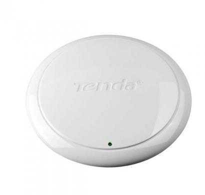 tenda w301a wireless n300 gigabit poe access point (white)