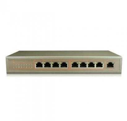 toto link sw1009p 8-port 100/10mbps poe switch, 802.11af