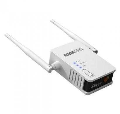 totolink ex300 300mbps wfi extender
