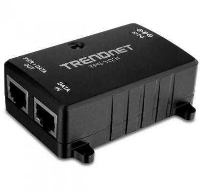 trendnet  power over ethernet (poe) injector