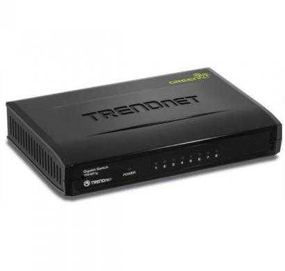 trendnet teg-s81g 8-port gigabit greennet switch