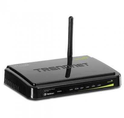 trendnet tew-712br n150 wireless router