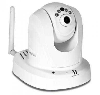 trendnet wireless tv-ip851wic n day-night pan-tilt-zoom clound camera