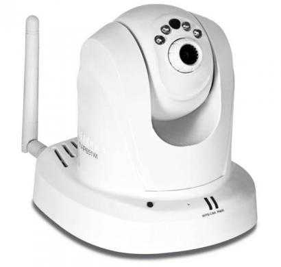 trendnet wireless tv-ip651wi n day-night pan-tilt-zoom internet camera
