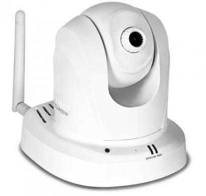 trendnet wireless tv-ip651w n pan-tilt-zoom internet camera