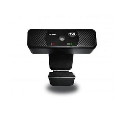 tvs-e webcam wc-103 3mp full hd 1080p (black)